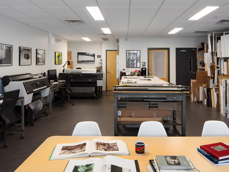 Lab At Silver Eye